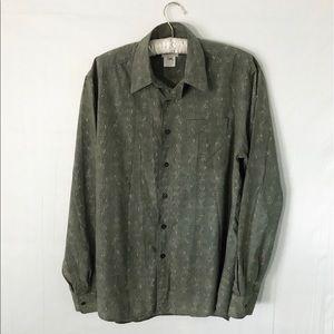 Dries Van Noten button-down shirt